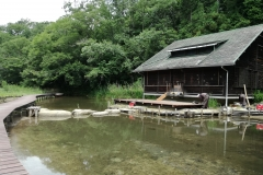 ねむの森(休憩所兼避難所)